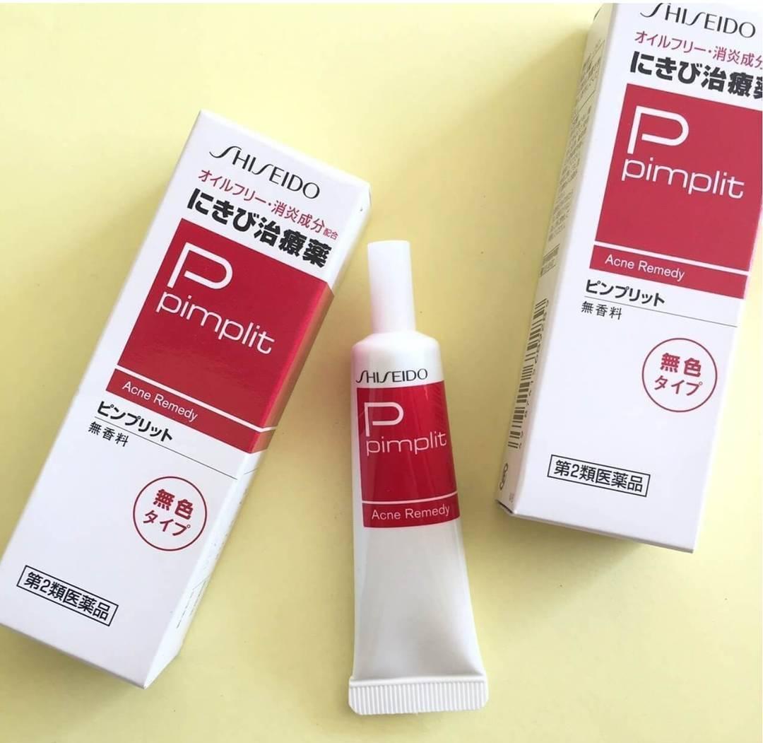 Trị Mụn Shiseido