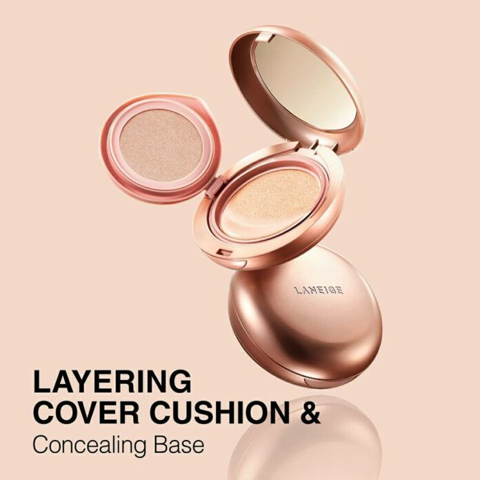 Cushion Laneige Layering Cover #23 Sand