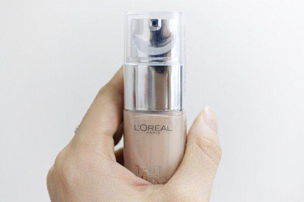 Kem Nền L'Oreal True Match Liquid N1 Nude Ivory
