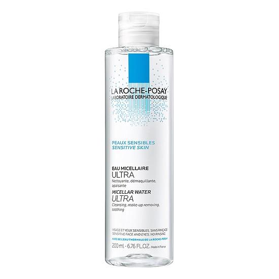 Tẩy Trang La Roche-Posay Eau Micellaire Ultra Sensitive Skin 200ml CTY