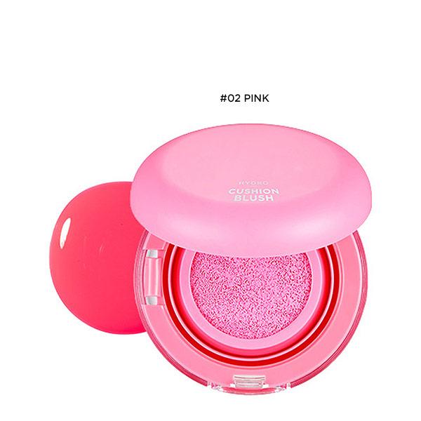 Má Hồng Fmgt Moisture Cushion Blush #02 Pink
