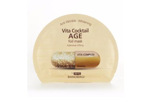 Mặt Nạ BNBG Vita Cocktail Foil Mask #Age