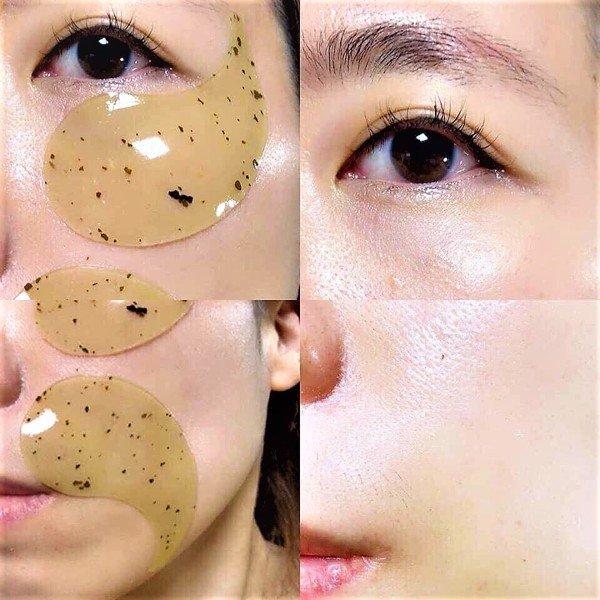 Mặt Nạ Mắt Jayjun Calendula Tea Eye Gel Patch 60 miếng 350g