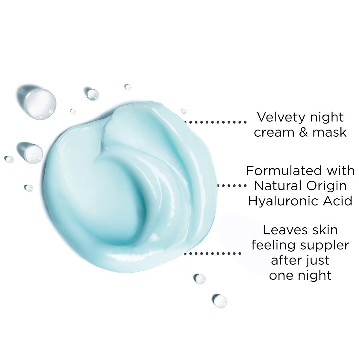 Mặt Nạ Ngủ Cấp Nước VichyAqualia Thermal Night Spa 15ml