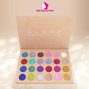 Bảng Màu Mắt Cleof Cosmetics 24 Colors