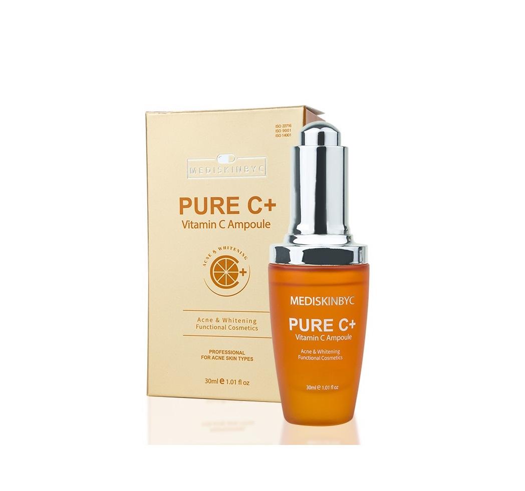 Tinh Chất Pure C+ Mediskinbyc 30Ml