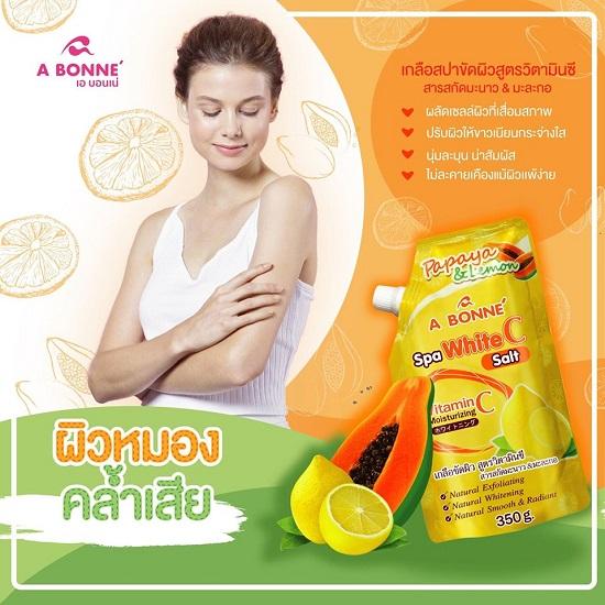 Muối Abonne Lemon