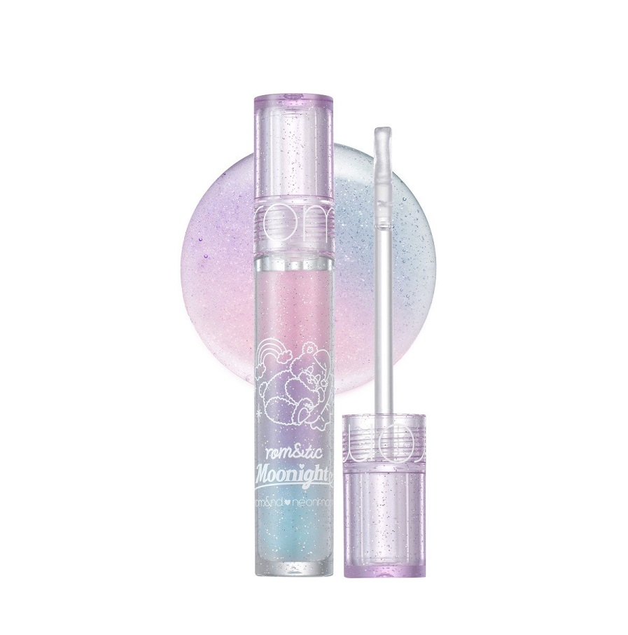 Son Bóng Romand Neonmoon Glasting Water Gloss #N01 Dream Land