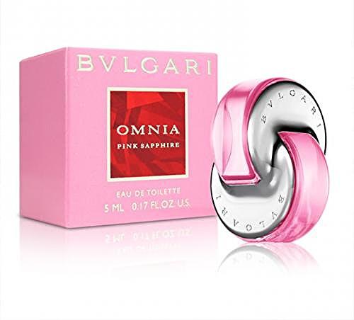 Nước Hoa BVLGAGI Omnia Pink Sapphire EDT 5ml