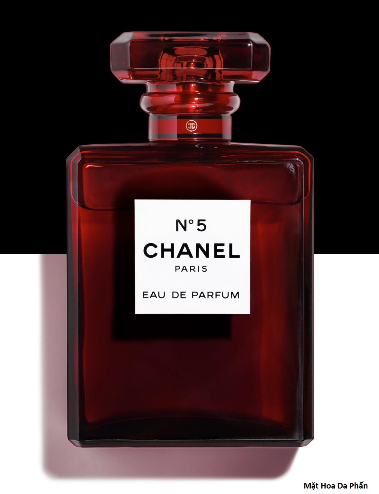 Nước Hoa Chanel Paris No.5 Edp (Red 100Ml)