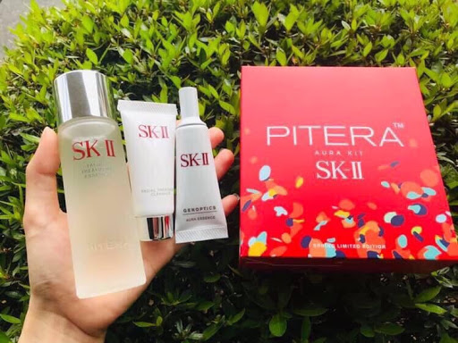 Set SK II Pitera Aura Kit Limited Edition Design (3 Món)