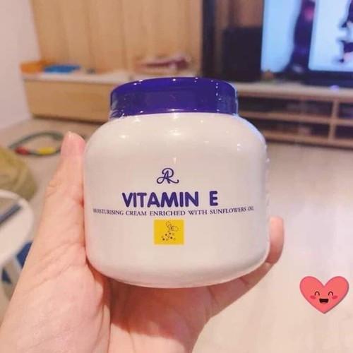 Kem Dưỡng Vitamin E Aron