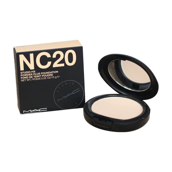 Phấn Phủ MAC Studio Fix Powder Plus Foudation #NC20