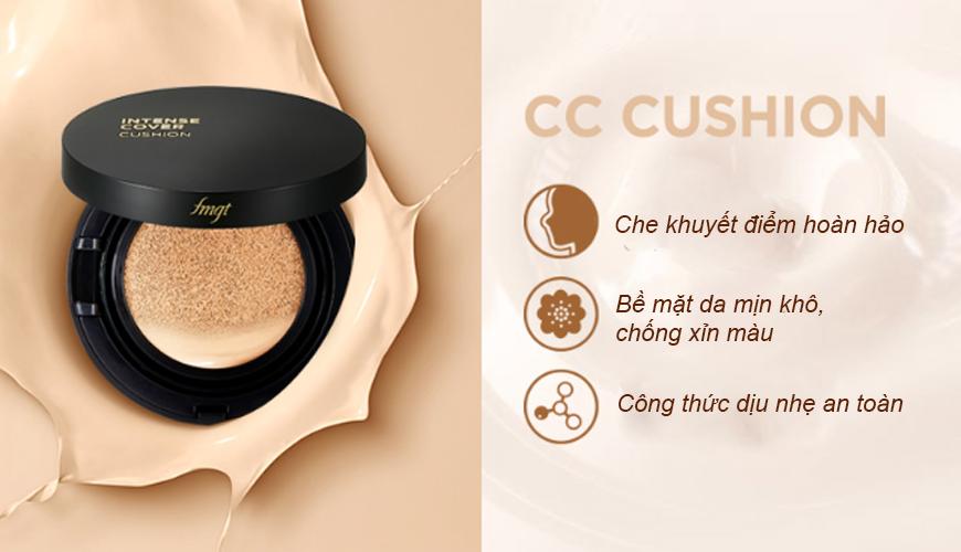 Cushion Fmgt Intense Cover Cushion EX V201