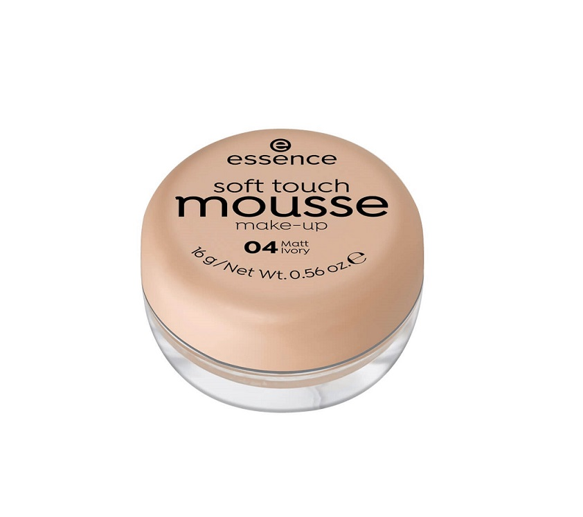 Kem Nền Essence Soft Touch Mousse 04