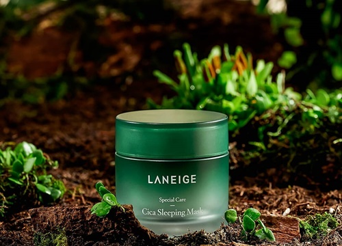 Mặt Nạ Ngủ Laneige Special Care Cica Sleeping Mask 60ml