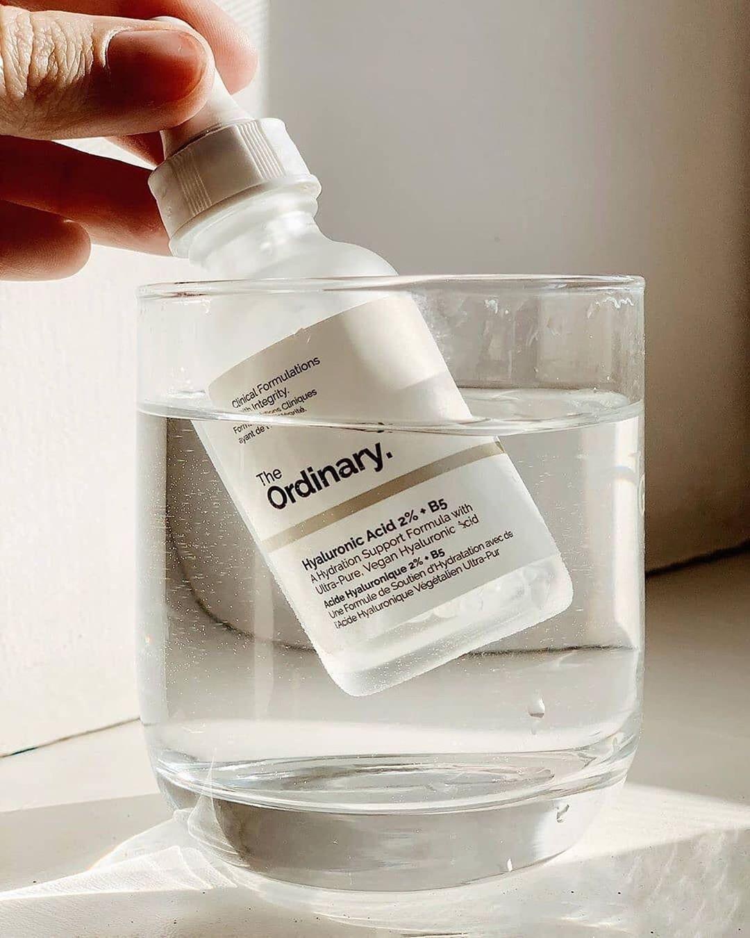 Tinh Chất The Ordinary Hyaluronic Acid 2% + B5 30ml