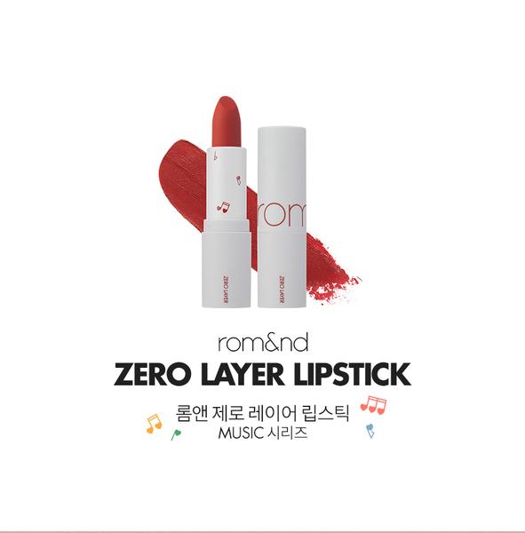 Son Romand Zero Layer Lipstick #M01 Brick Forte 3.8g