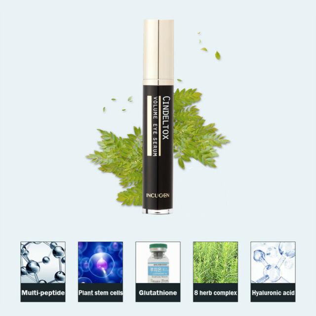 [Cindeltox] Volume Eye Serum 15ml / 0.5oz K-beauty Rolling type