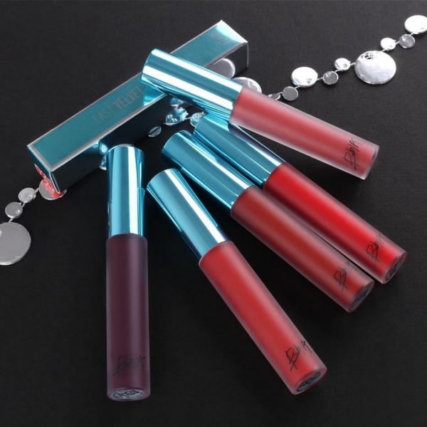 Son Bbia Last Velvet Lip Tint #03 Extra Red