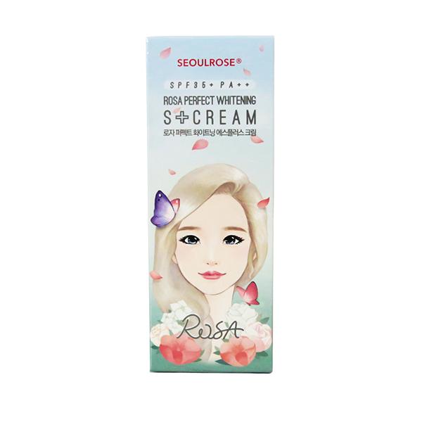Kem Dưỡng Seoulrose Rosa S+Cream