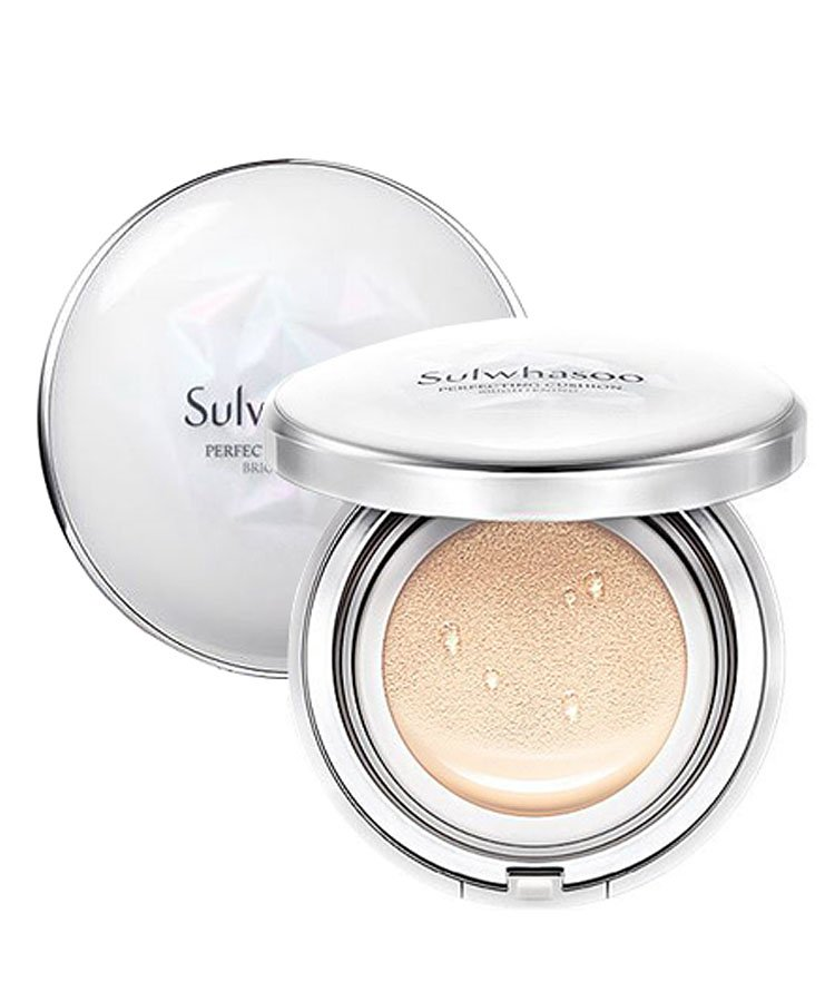 Cushion Sulwhasoo Snowise Brightening #21 Natural Pink (+ Refill)