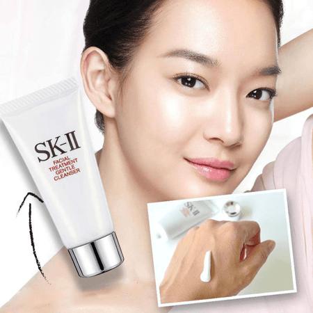 SRM SK II Facial Treatment Gentle Cleanser 20G