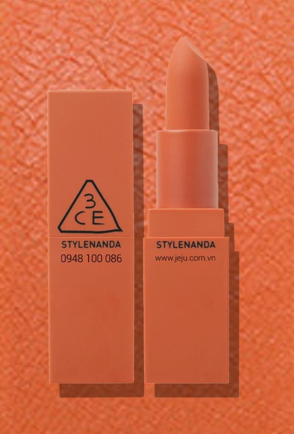 Son 3CE Matte Lip Color #229 Dry Tangerine