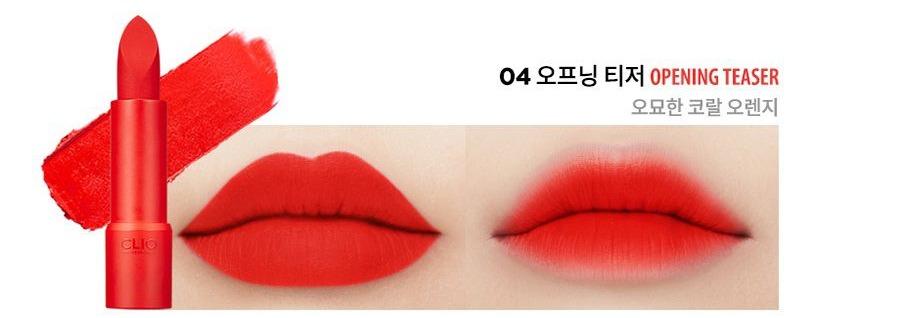 Son Rouge Heel Velvet Clio #04 Opening Teaser
