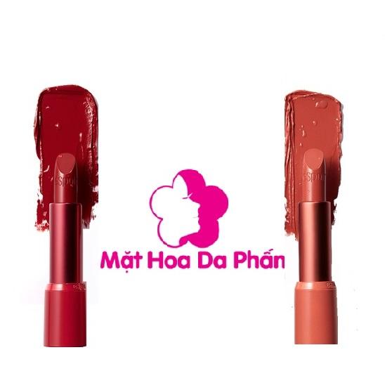 Son Espoir No Wear Moist Hug Lipstick #RD201 Brisk