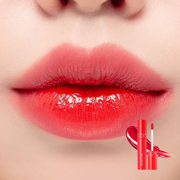 Son Rom&Nd Juicy Lasting Tint #02 Ruby Red