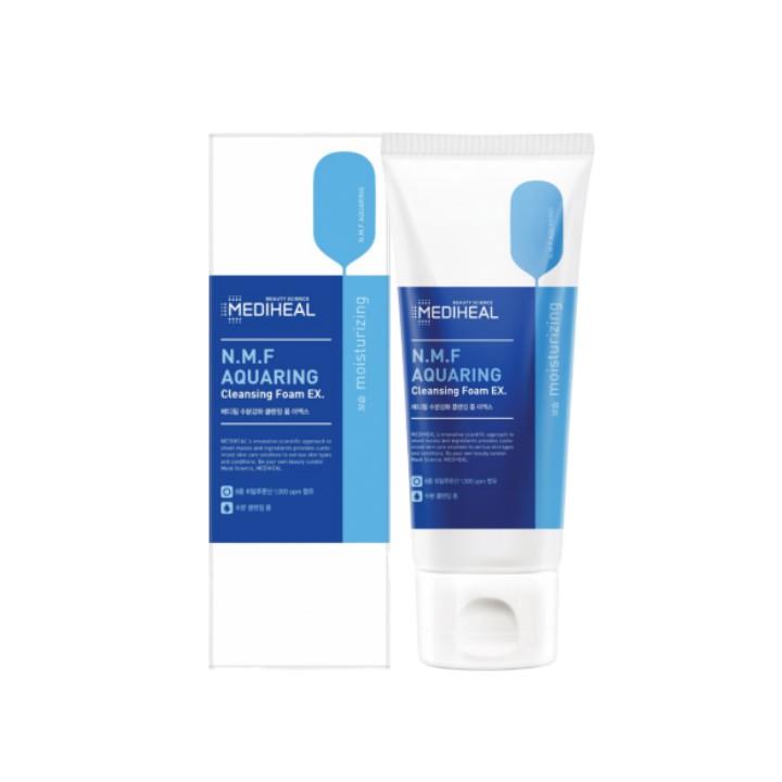 Sữa Rửa Mặt Mediheal N.M.F Aquaring EX 170ml
