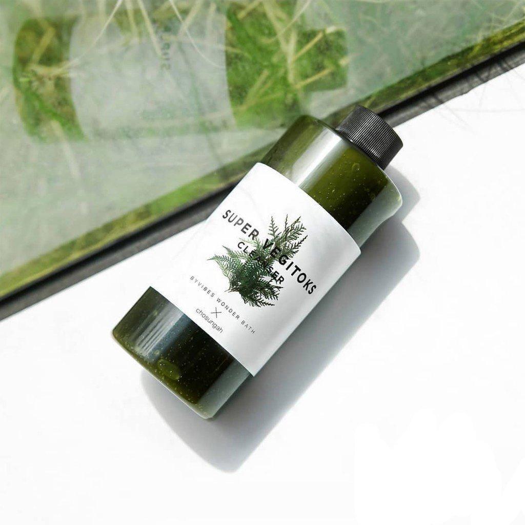 SRM WB Super Vegitoks Cleanser 300ml Green