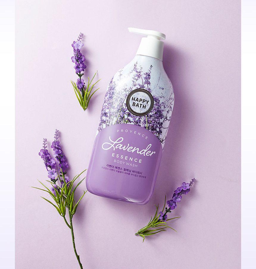 Sữa Tắm Happy Bath Provence Essence Body Wash 900g #Lavender