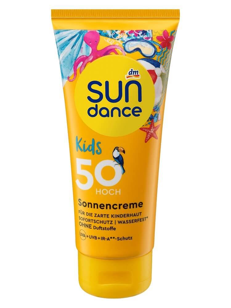 Kem Chống Nắng Cho Bé Sun Dance For Kid SPF 50+ 100ml