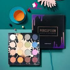 Bảng Màu Mắt Colourpop x Shayla Perception 16 Ô