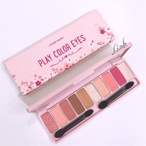 Màu Mắt Etude House Play Color Eyes #Cherry Blossom