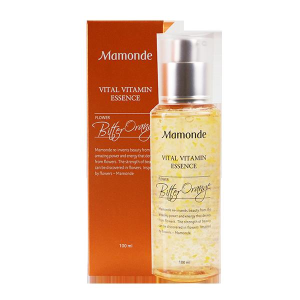 Tinh Chất Dưỡng Trắng Da Mamonde Vital Vitamin Essence 100Ml
