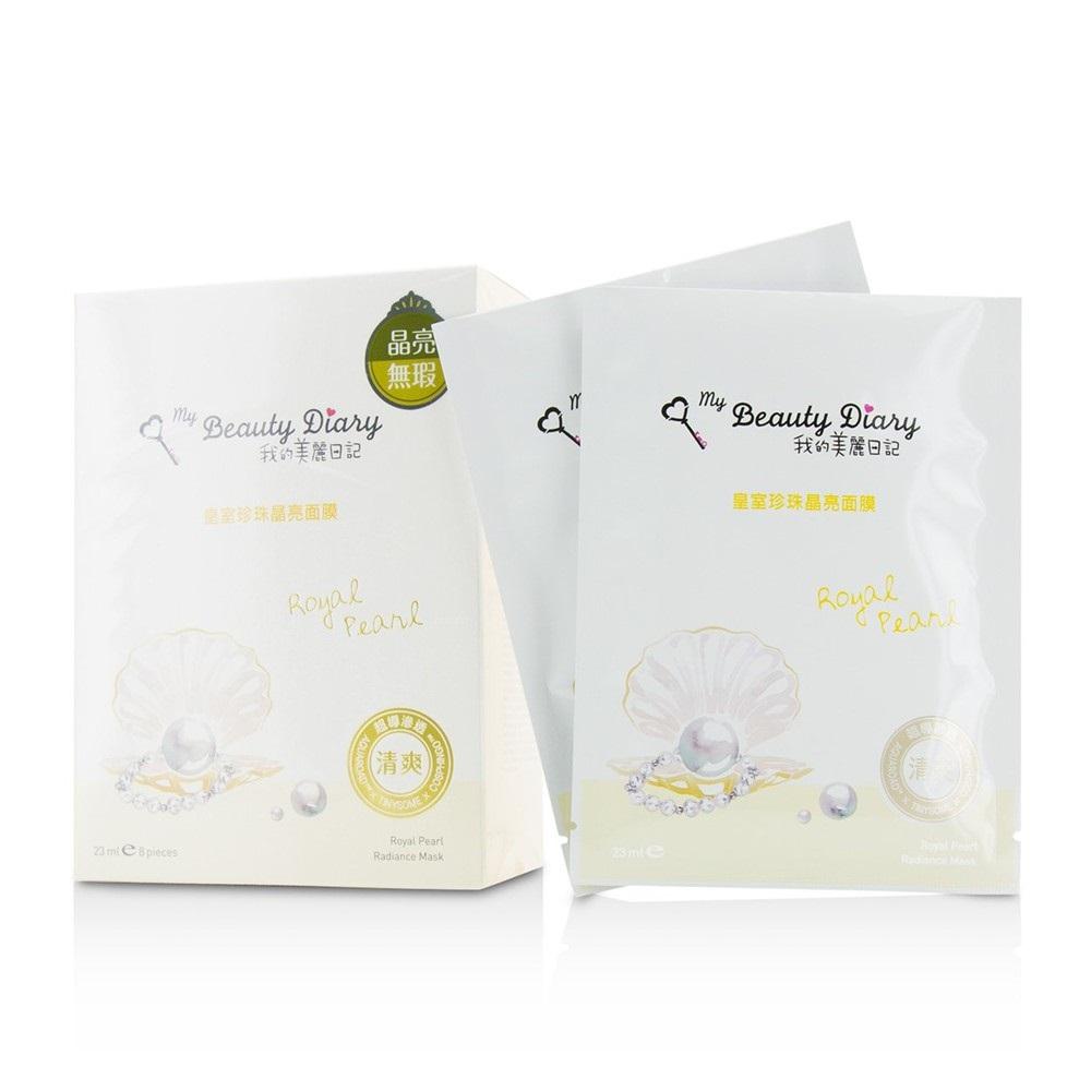Mặt Nạ Đài Loan My Beauty Diary Royal Pearl
