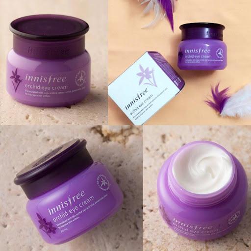 Kem Dưỡng Mắt Innisfree Orchid Eye Cream 30ml