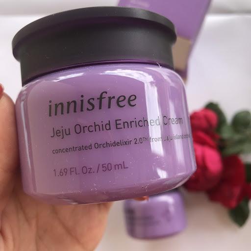 Kem Dưỡng Innisfree Orchid Enriched Cream 50ml
