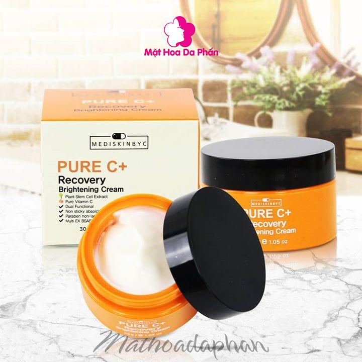 Kem Dưỡng Mediskinbyc Pure C+ 30G