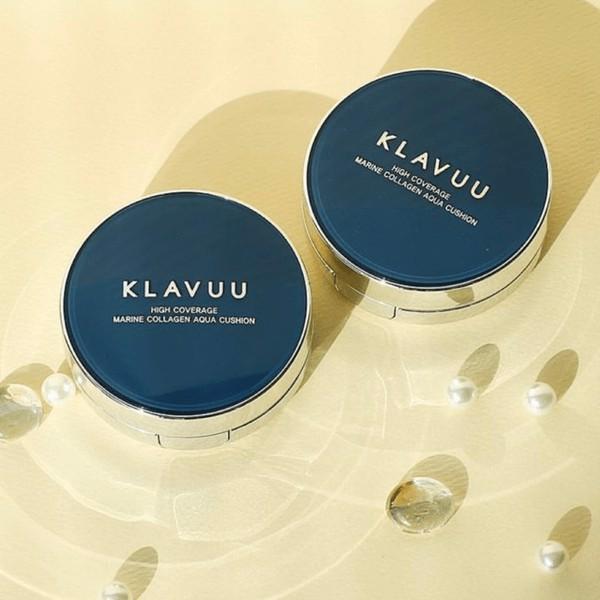 KLAVUU Blue Pearlsation Collagen Cushion 15g #21