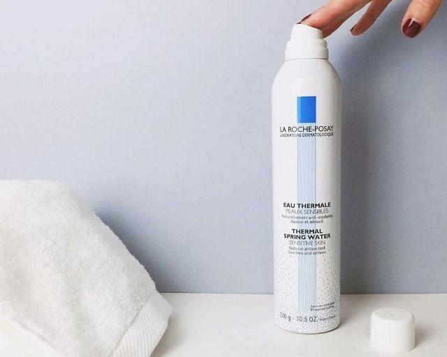 Xịt Khoáng La Roche-Posay Thermal Spring Water Sensitive Skin 300ml