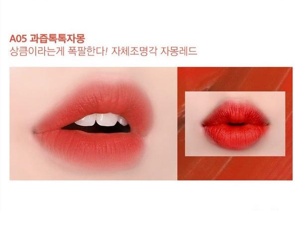 Son Black Rouge Airfit Velvet A05
