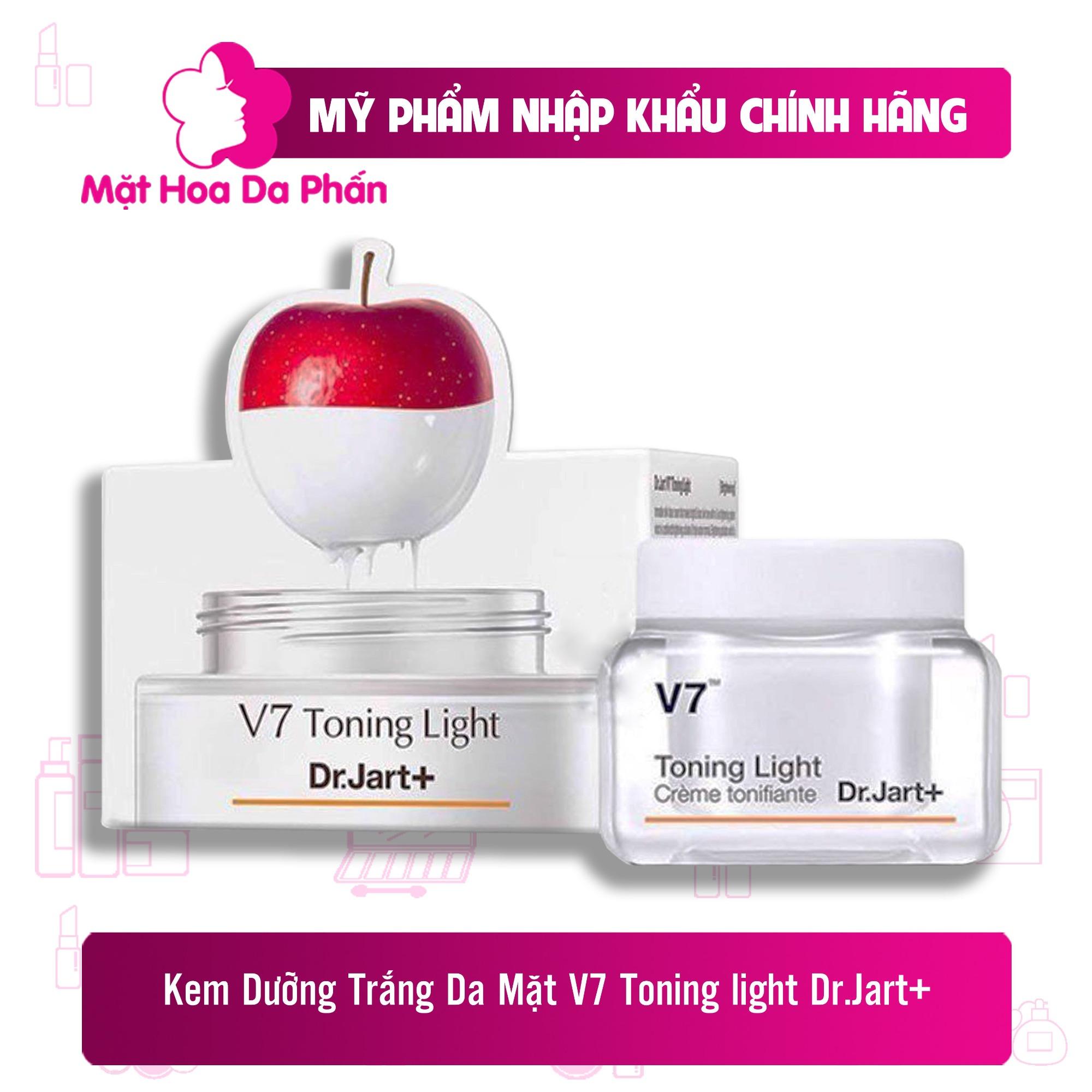 Kem Dưỡng Dr. Jart+ Toning Light V7 15ml