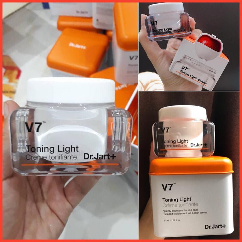 Kem Dưỡng V7 Dr.Jart+ Toning Light Cream 50ml