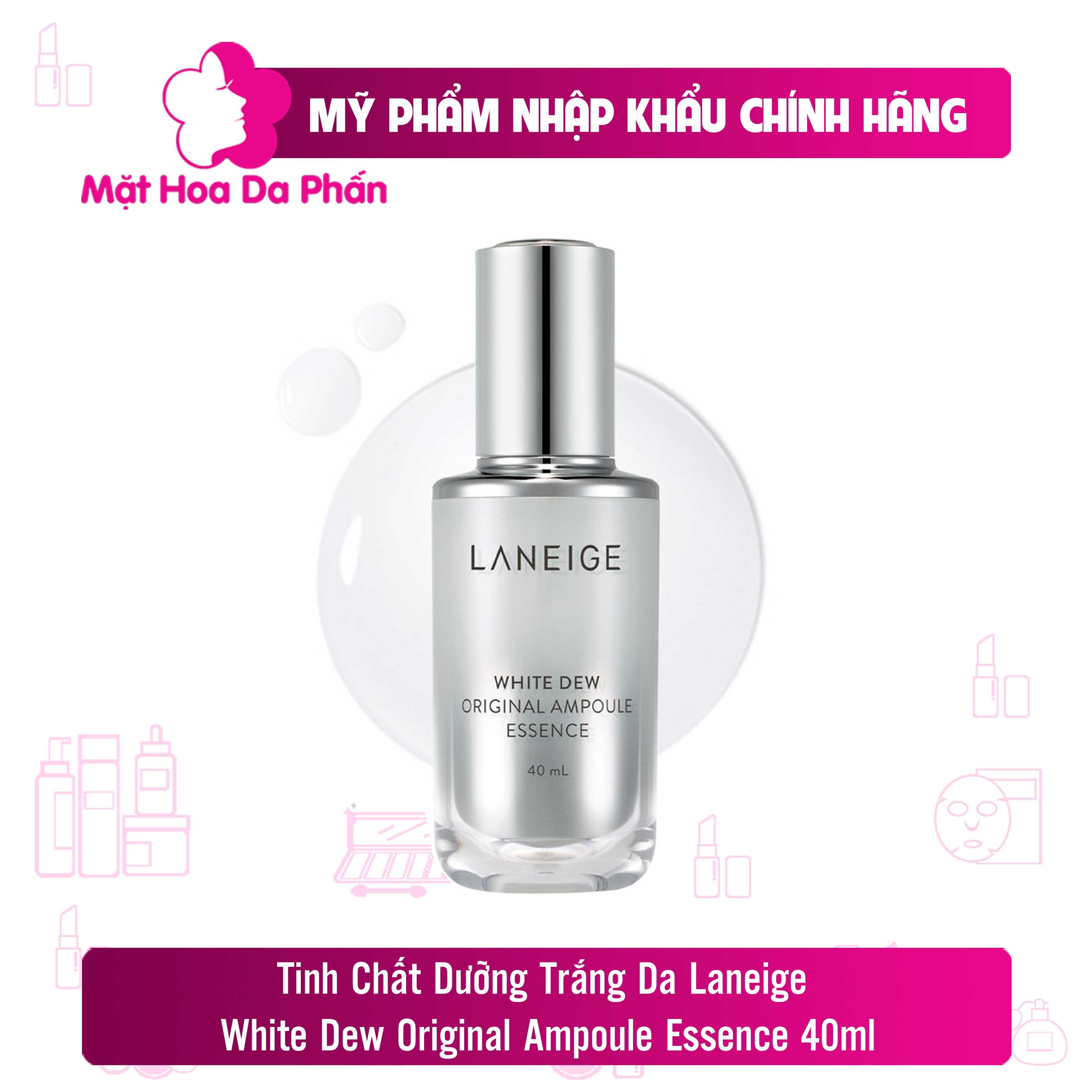 Tinh Chất Dưỡng Trắng Da Laneige White Dew Original Ampoule Essence 40ml