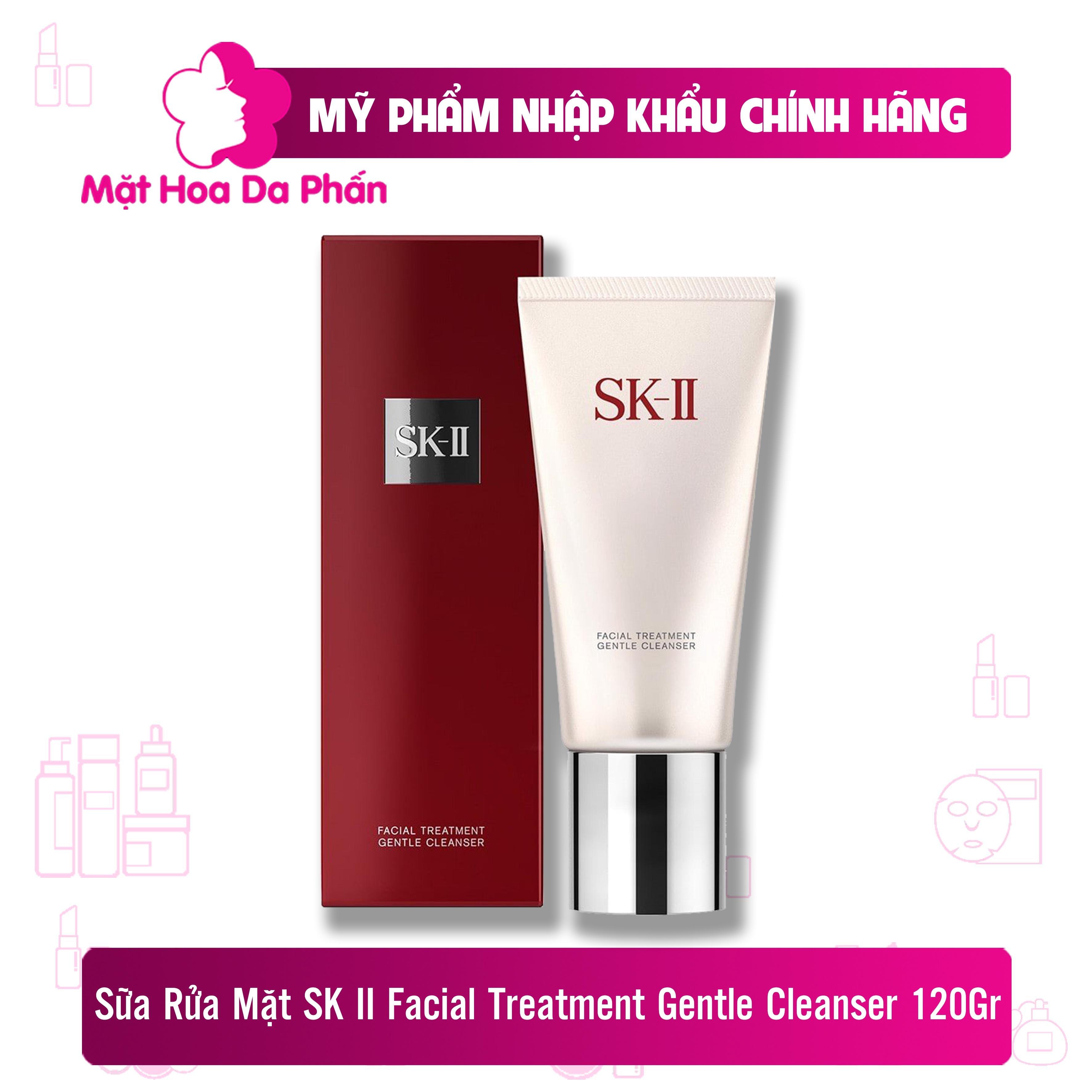 Sữa rửa mặt SK II Facial Treatment Gentle Cleanser 120G