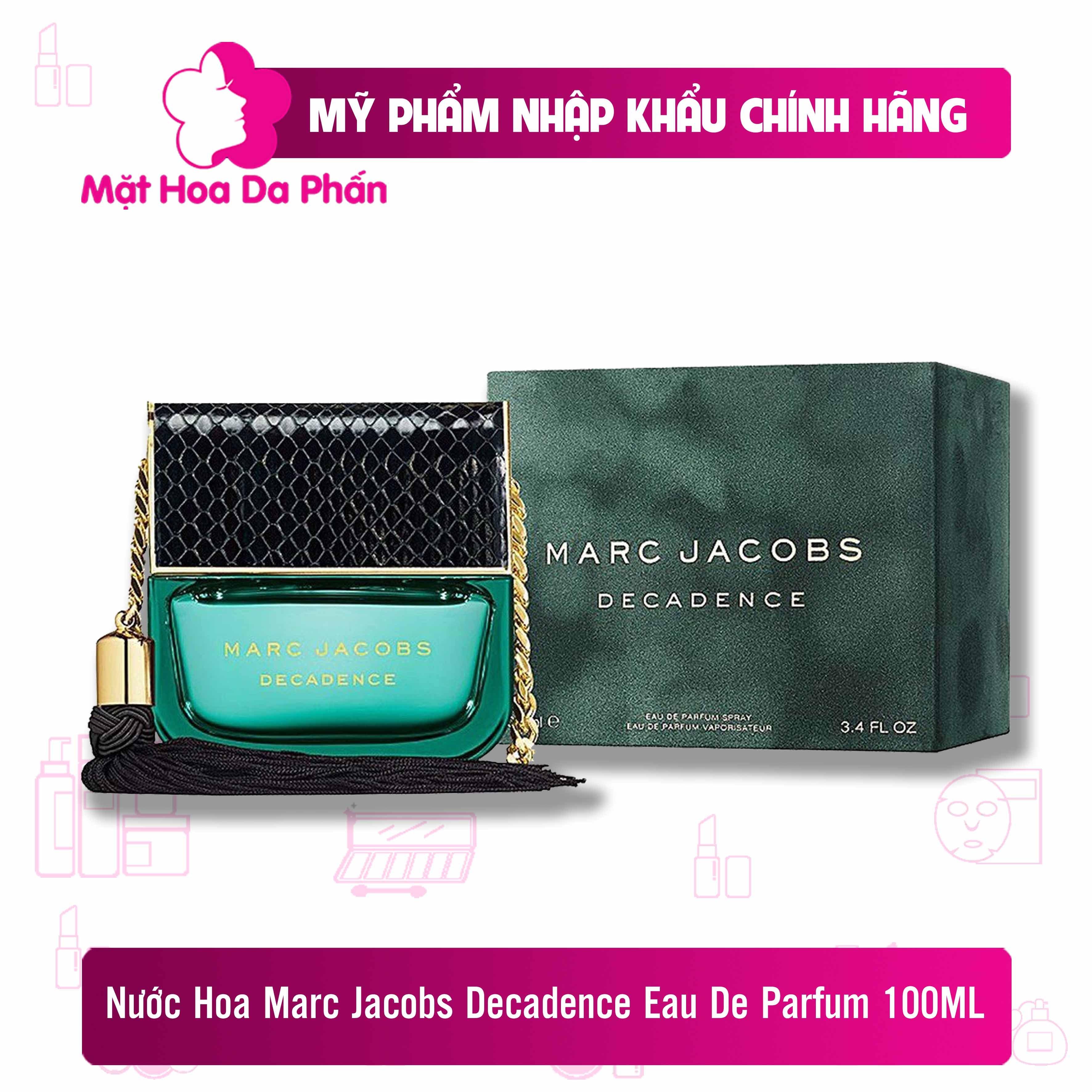 Nước Hoa Marc Jacobs Decadence EDP 100ML
